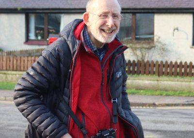 School Strike Ullapool week 11 Jeremy Abrahams