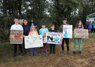 BirdFair 2019 Climate Strikers