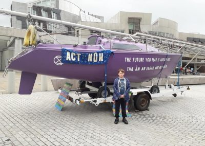 Act Now Boat
