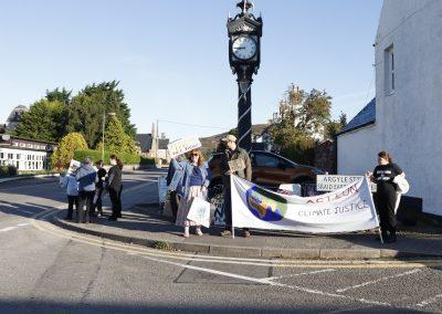 Ullapool week 40 Global Climate Strike on Earth Day (2)