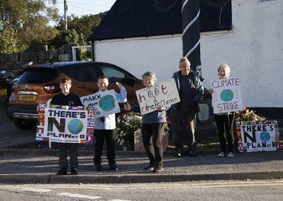 Ullapool week 40 Global Climate Strike on Earth Day (3)