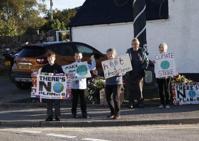 Ullapool week 40 Global Climate Strike on Earth Day (4)