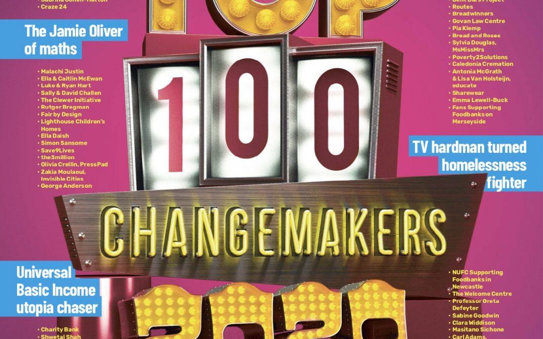 Big Issue Changemakers