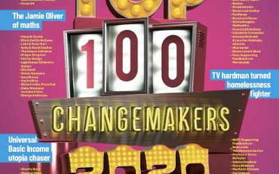 Big Issue 2020 Changemakers