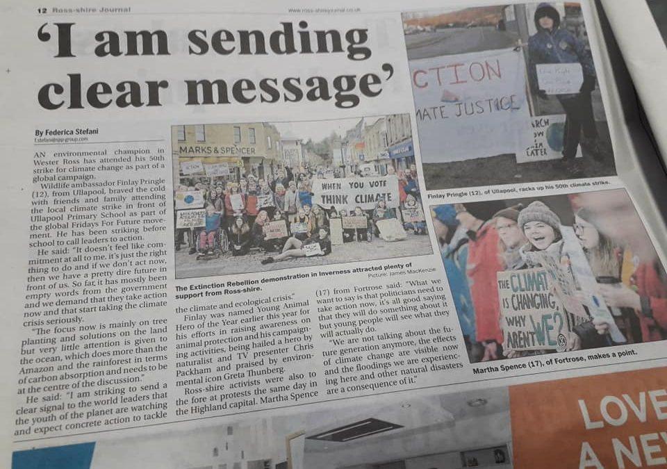 Sending A Clear Message