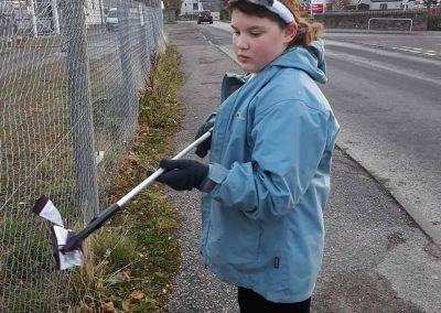 Climate Fightback Litter Picking Ullapool
